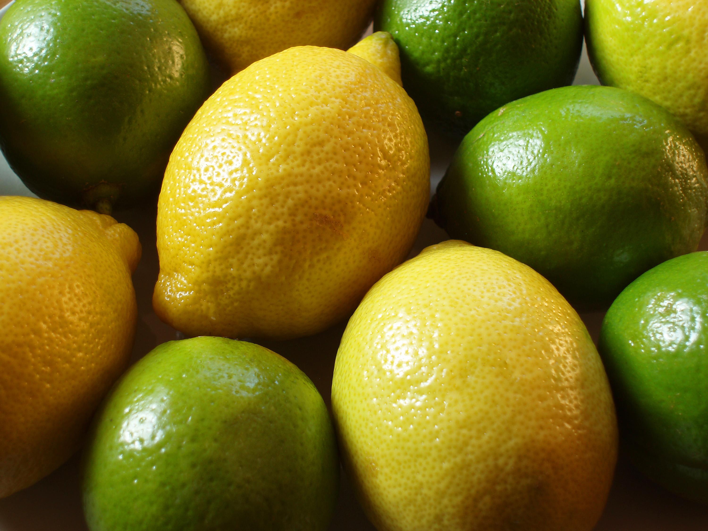 Limas e Limão