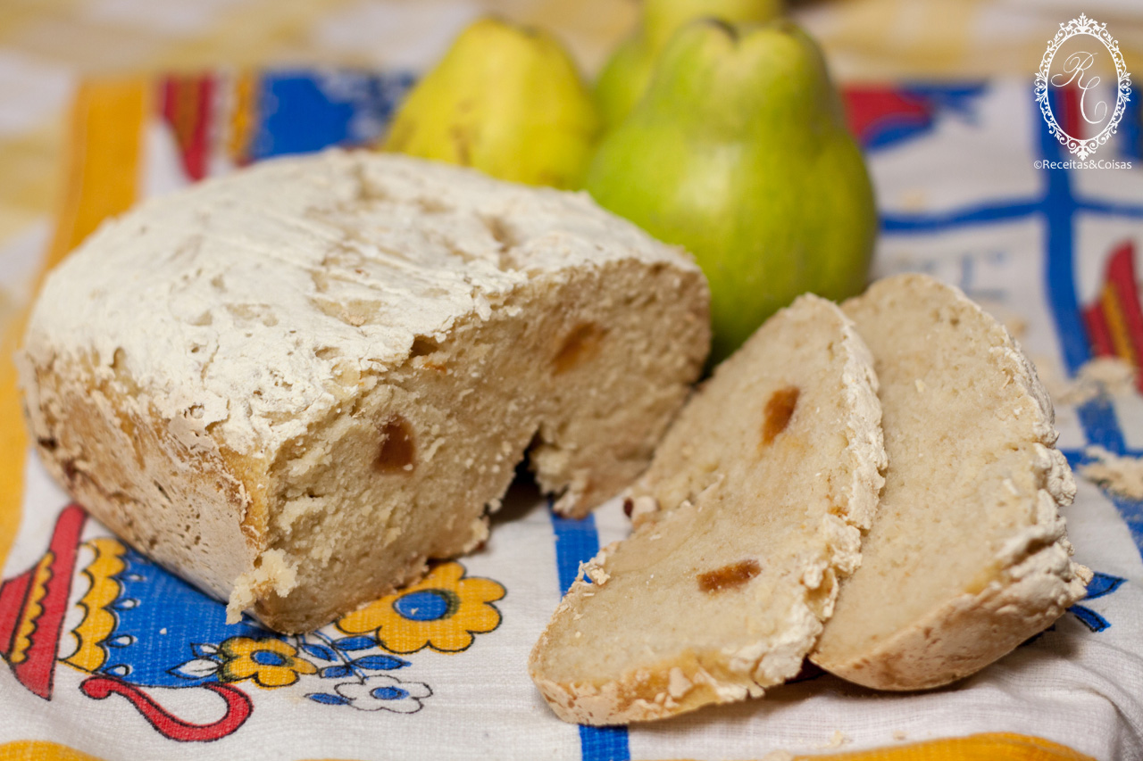 Pão de Marmelada Sem Glúten na MFP