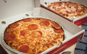 Pizzas sem gluten telepizza