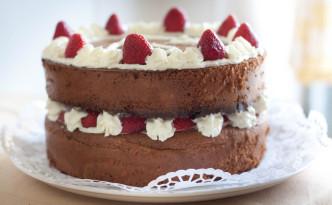Naked Cake cacau